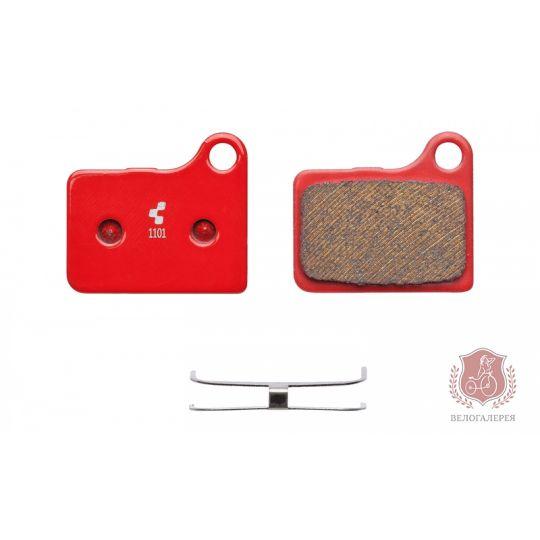 Тормозные колодки для дисковых тормозов CUBE/RFR, 10028