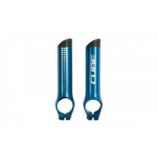Рога Cube Bar Ends HPA blue