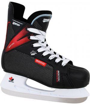 Коньки хоккейные TempishМод. BOSTON  . Black,Р-р 39, Чехия 130000133592