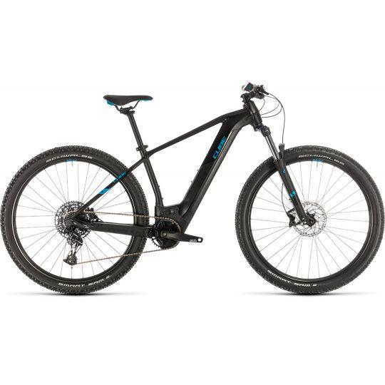 Электровелосипед Cube Reaction Hybrid EX 625 29 black/blue (2020)
