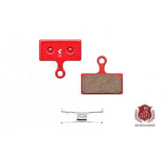 Тормозные колодки диск., CUBE/RFR, 10000