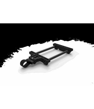 Пластиковый адаптер для багажника ACID Rilink Adapter black