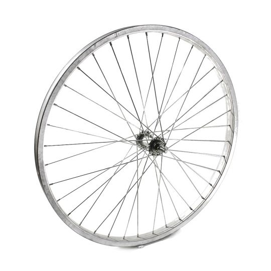 """колесо 24"""" переднее алюм."""