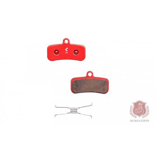 Тормозные колодки дискового тормоза (Shimano Saint/Zee), CUBE/RFR, 10030