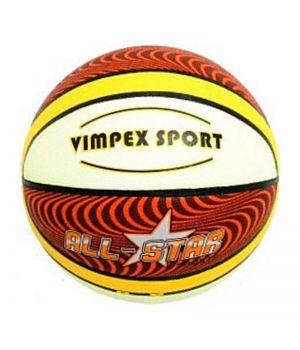 Мяч баскетбольный Vimpex Sport HQ-009, р7