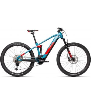 Cube Stereo Hybrid 120 Race 625 blue / red 2021