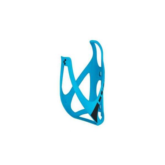 Флягодержатель CUBE BOTTLE CAGE HPP matt blue/black