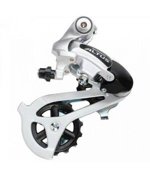 Переключатель задний SHIMANO ALTUS M310, 7/8 скоростей, серебристый