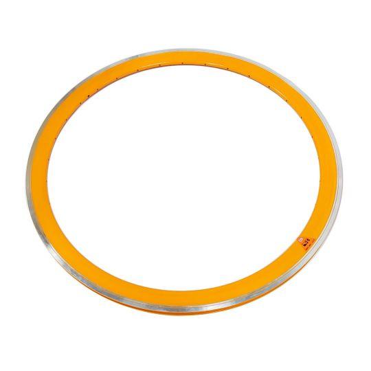 Обод M-WAVE 28 (622) оранжевый 36 отв. двойной профиль