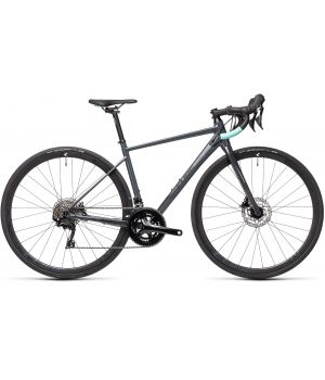 Cube Axial WS Race grey / mint 2021