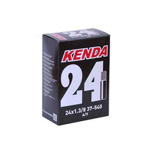 """Камера 24"""" авто """"узкая"""" 1 3/8"""" (32/37-540) для советских вело- и инвалидных колясок, KENDA"""
