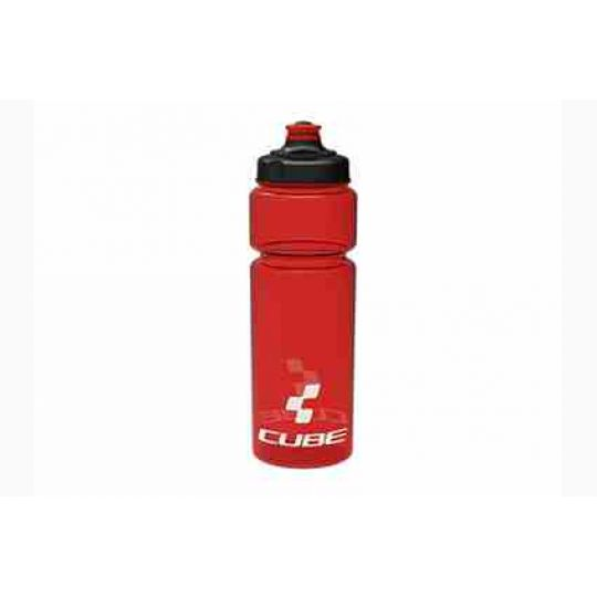 Фляга CUBE Trinkflasche 0,75l Icon red, код  13038