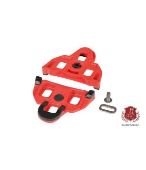 Шипы для педалей RFR SPD-SL 4,5° красный&черный CUBE, код 14126