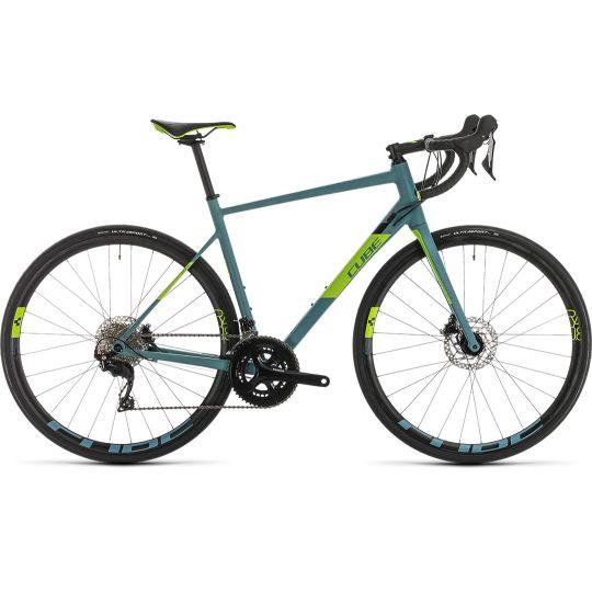 CUBE Attain SL р.56 2020 (зеленый)