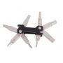 Ключи шестигранные STG HF82C1, 8 предметов