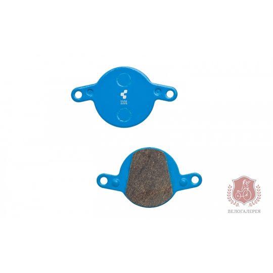 Тормозные колодки для дискового тормоза (Magura Clara2001/LouiseFR), CUBE/RFR, 10015