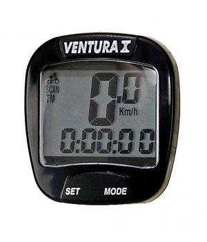 Велокомпьютер VENTURA Х, 10 функций