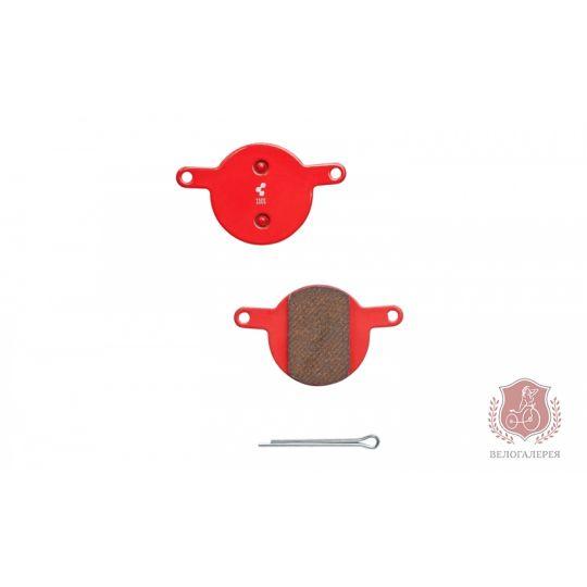 Тормозные колодки для дискового тормоза (Magura Julie), CUBE/RFR, 10016