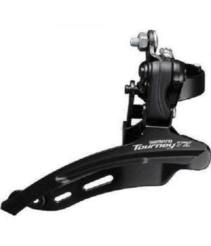 Переключатель передний Shimano Tourney TZ500 28.6