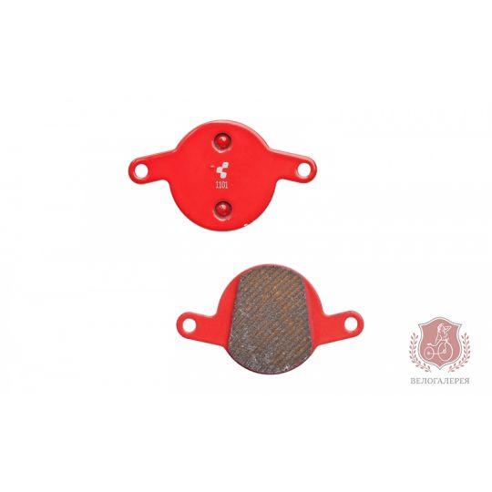 Тормозные колодки для дискового тормоза (Magura Clara2001/LouiseFR), CUBE/RFR, 10014