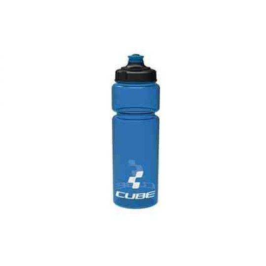 Бутылка для воды CUBE Trinkflasche 0,75l Icon blue, код  13037