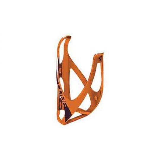 Флягодержатель CUBE Flaschenhalter HPP matt orange / black, код 13022