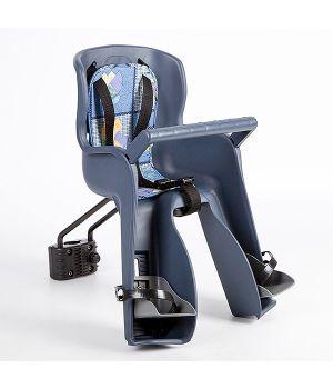 Кресло детское фронтальное YC-699 синее