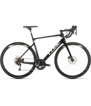 Велосипед Cube Agree C:62 Race carbon/white (2020)