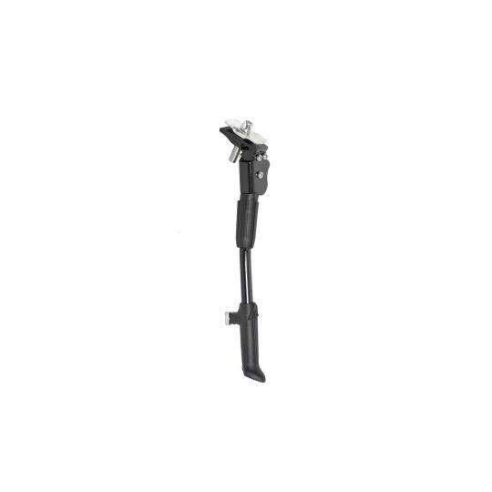 """Подножка 6-150135 алюминиевая, 24-29"""", универсальное крепление (черная) OSTAND"""