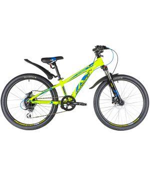 Novatrack Extreme 24 HDisc р.13 2020 (зеленый)