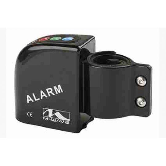 Сигнализация, датчик движения, с батарейкой, черная