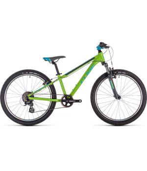 Велосипед CUBE ACID 240 green / blue / grey (2020)