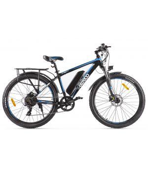 Электровелосипед Eltreco XT850 (2020) черный/синий