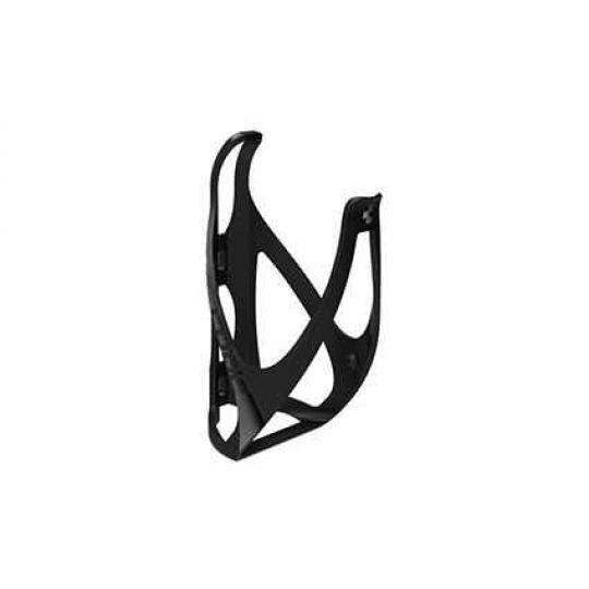 Флягодержатель CUBE Flaschenhalter HPP matt black / glossy black, код 13020