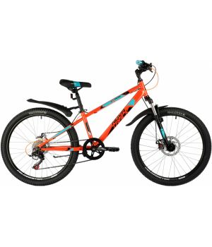 Novatrack Extreme D 24 р.12 2021 (оранжевый)