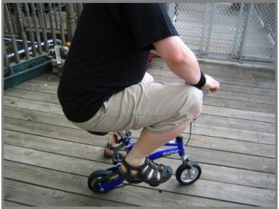 Подбираем велосипед по росту