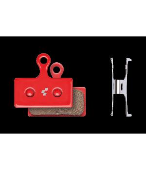 Тормозные колодки Cube Shimano XTR BR-M9000/9020/M985, XT BR-M8000/M785, SLX BR-M666, Alfine BR-S700