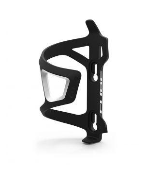 Флягодержатель Cube HPP Sidecage, черный/белый