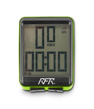 Велокомпьютер RFR CMPT беспроводной, зеленый