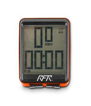 Велокомпьютер RFR CMPT беспроводной, оранжевый