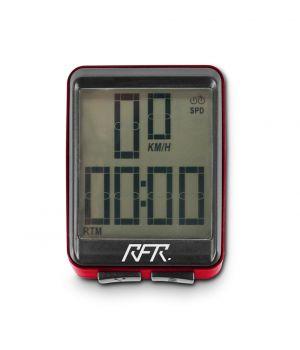 Велокомпьютер RFR CMPT беспроводной, красный