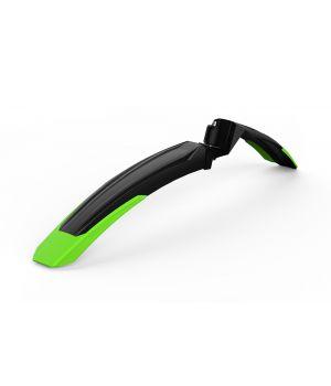 Переднее крыло Acid Vane 29″, черный/зеленый