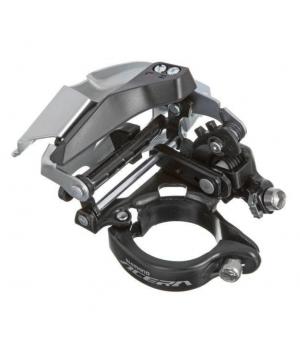 Переключатель передний Shimano Acera FD-T3000, для 9 ск. хомут 34.9 мм (AFDT3000TSL6)