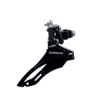 Переключатель передний Shimano TZ30, нижняя тяга, 31.8, 42T P77287