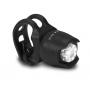 Фонарь передний CUBE/RFR, 13870 (пластик)