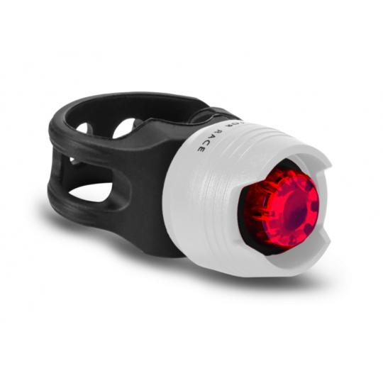 """Фонарь RFR """"Red LED"""" white, код 13873"""