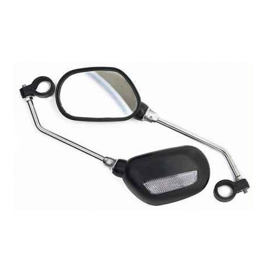 Зеркало вело JY-102, сталь