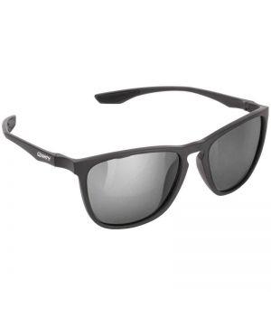 Очки солнцезащитные Mighty Rayon F1, поляризационные, затемненные, черные