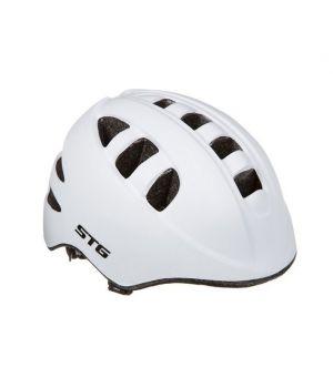 Шлем STG MA-2-W, размер M, белый, с фикс застежкой