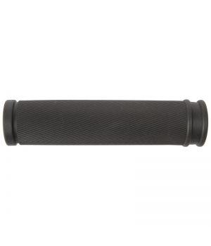 Грипсы M-Wave CLOUD SLICK, резина, с антискользящей структурой, 130 мм, черный